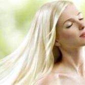 Як освітлити волосся без фарби