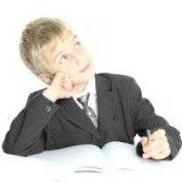 Вчимо дитину писати переказ