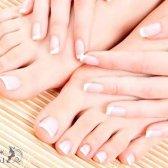 Як доглядати за нігтями ніг