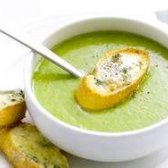 Крем-суп з брокколі