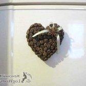 Магніт з кави
