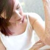Народні засоби при алергії на шкірі