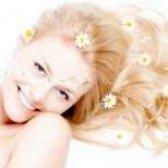 Відвар ромашки для волосся