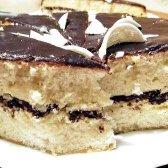 Торт кунжут