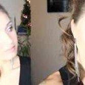 Гарний новорічний макіяж: відео