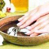 Персикове масло для нігтів