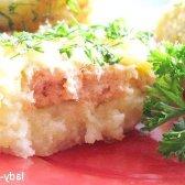 Рецепт картопляних котлет з лососем