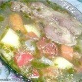 Суп з качки