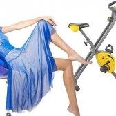 X-bike і велотренажери для схуднення
