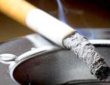 Як куріння впливає на потенцію