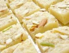 Рецепт бурфи: смачний десерт для ласунів