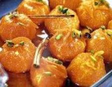 """Рецепт десерту """"мандарини в карамелі"""""""