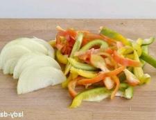 Рецепт фаршированих кабачків