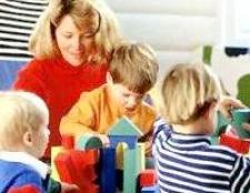 Дитячий садок - чи потрібен він дитині і його батькам