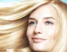 Як відновити волосся після знебарвлення