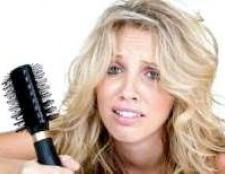 Лікування випадіння волосся у жінок