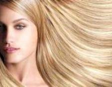 Мелірування на довге волосся