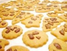 Печиво з пісочного тіста