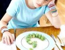 Причини відсутності апетиту у дитини