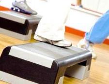 Степ-аеробіка для схуднення в домашніх умовах + відео