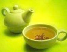 Розвантажувальний день на зеленому чаї