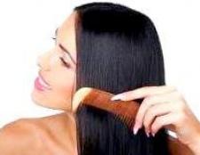 Догляд за довгим волоссям