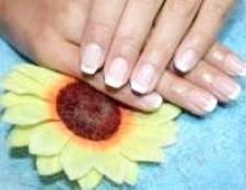 Зміцнення нігтів