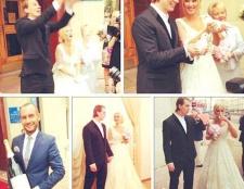 Лера кудрявцева вийшла заміж: весільні фото!
