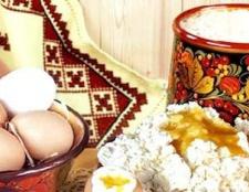 Меню і результати російської дієти